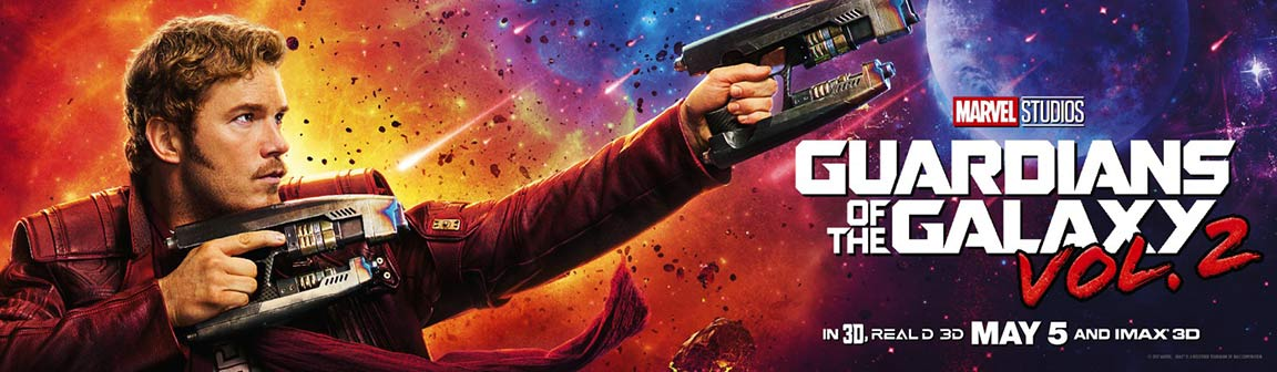 Guardians of the Galaxy Vol. 2 Poster #35