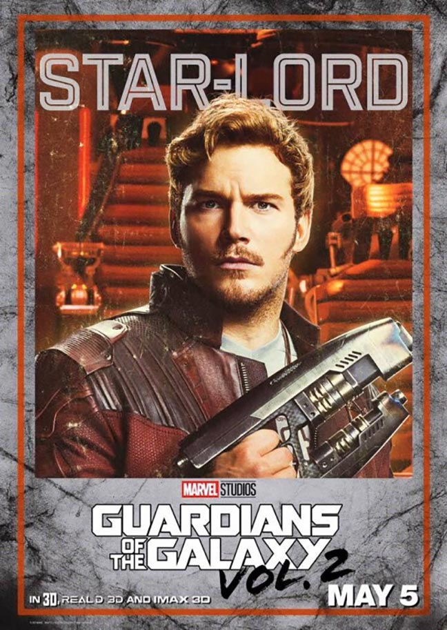 Guardians of the Galaxy Vol. 2 Poster #6