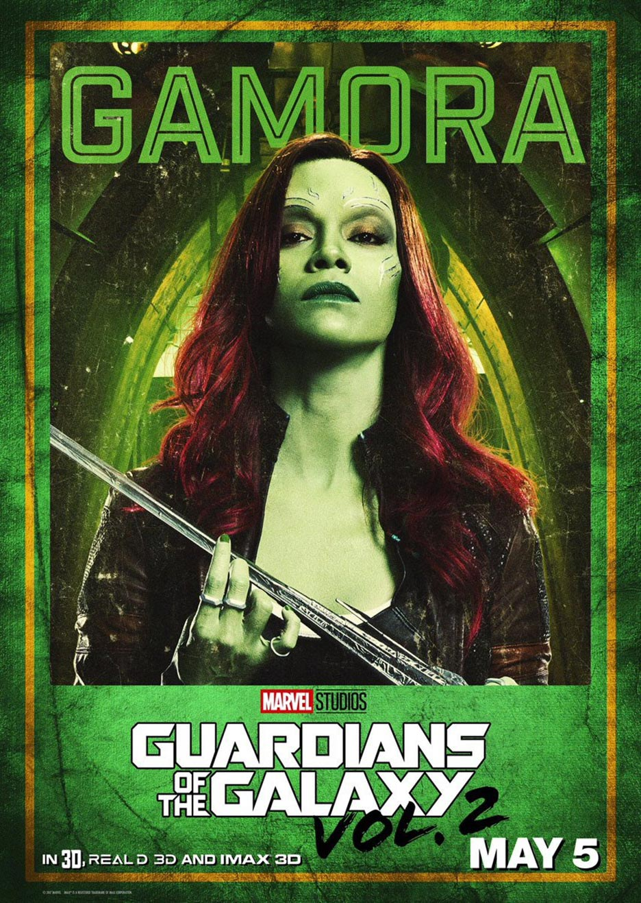 Guardians of the Galaxy Vol. 2 Poster #7