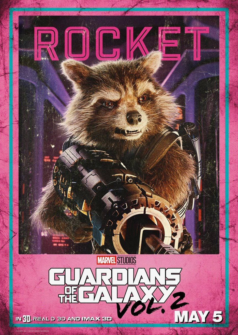 Guardians of the Galaxy Vol. 2 Poster #8
