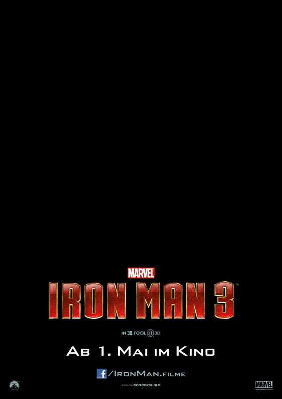 Iron Man 3 Poster #10