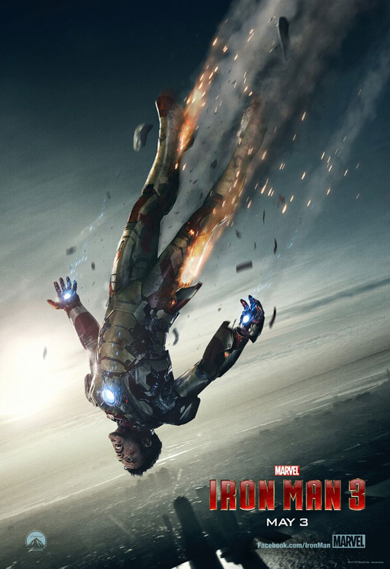 Iron Man 3 Poster #2