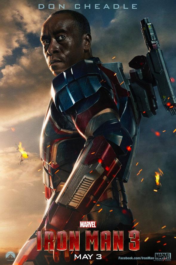Iron Man 3 Poster #3