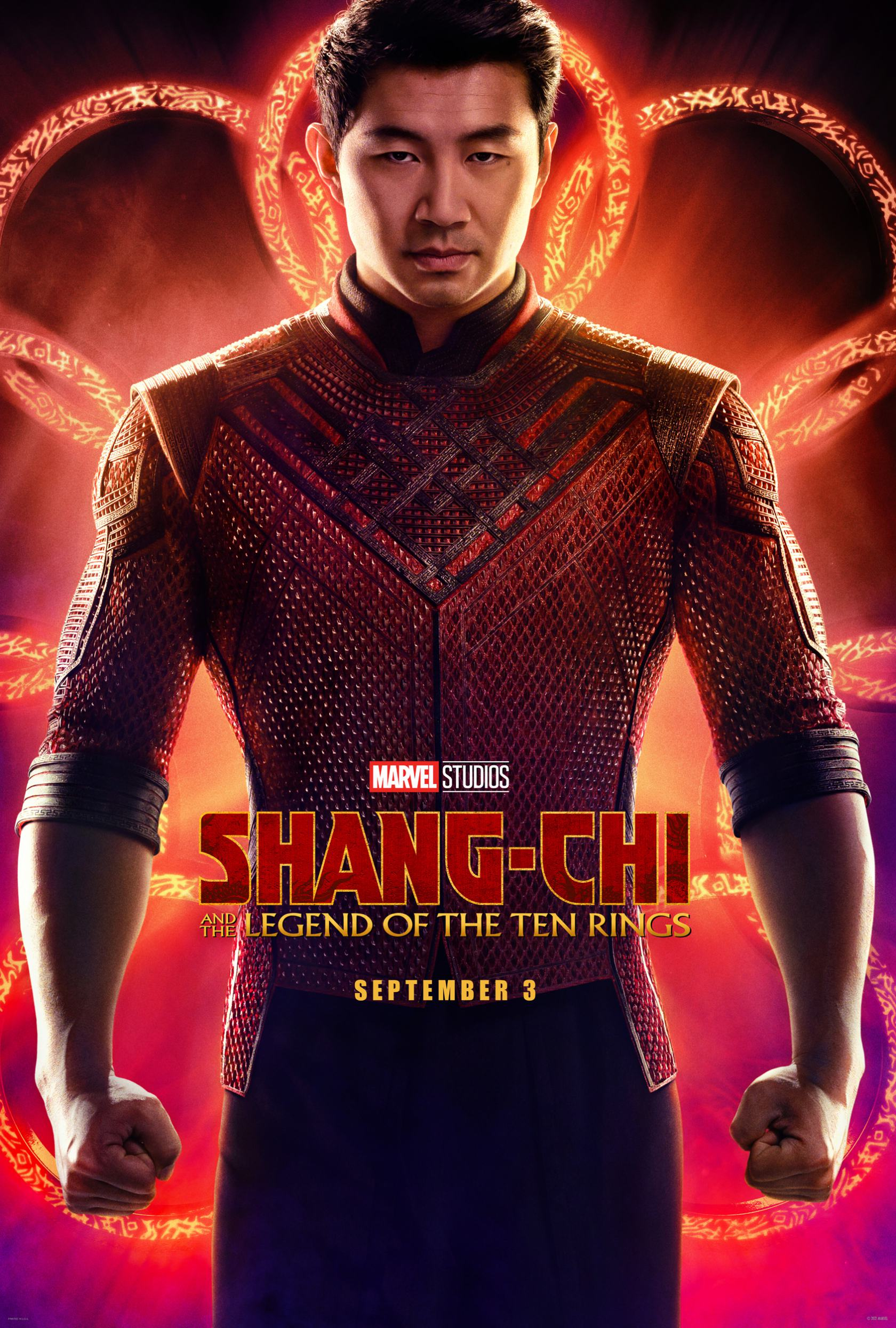 Shang-Chi and the Legend of the Ten Rings Poster #1