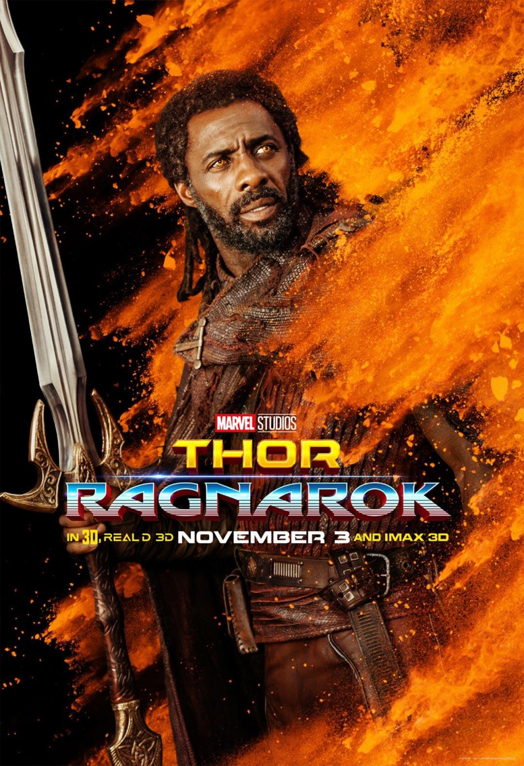 Thor: Ragnarok Poster #10