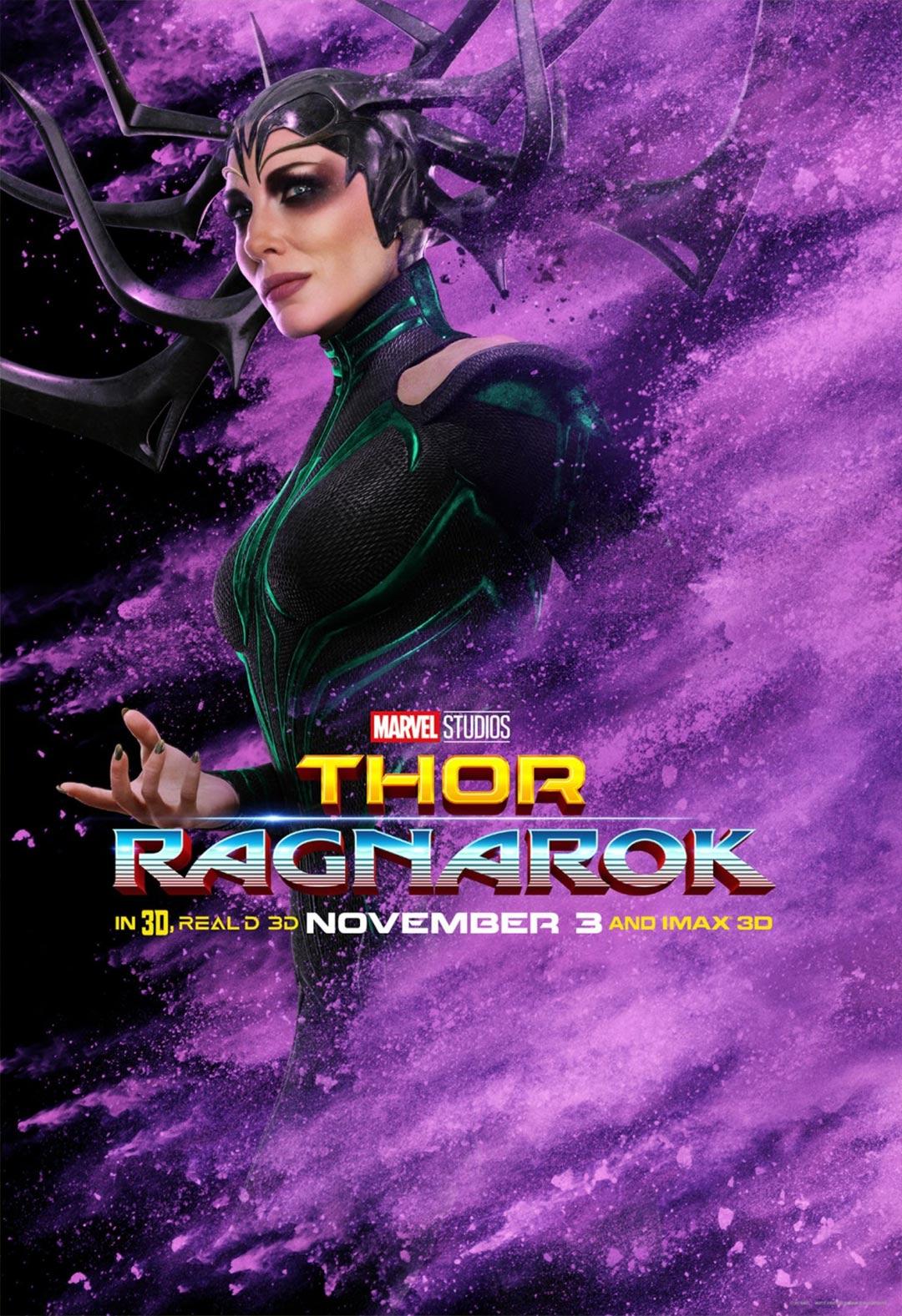 Thor: Ragnarok Poster #11