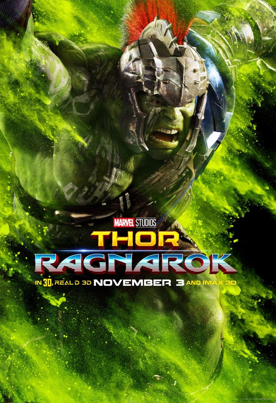 Thor: Ragnarok Poster #12