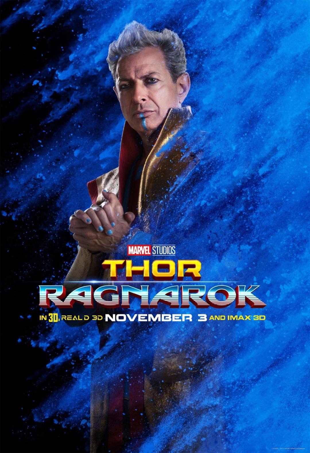 Thor: Ragnarok Poster #13