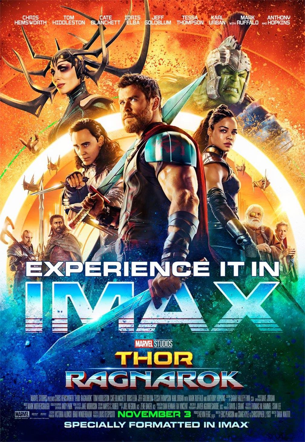 Thor: Ragnarok Poster #15