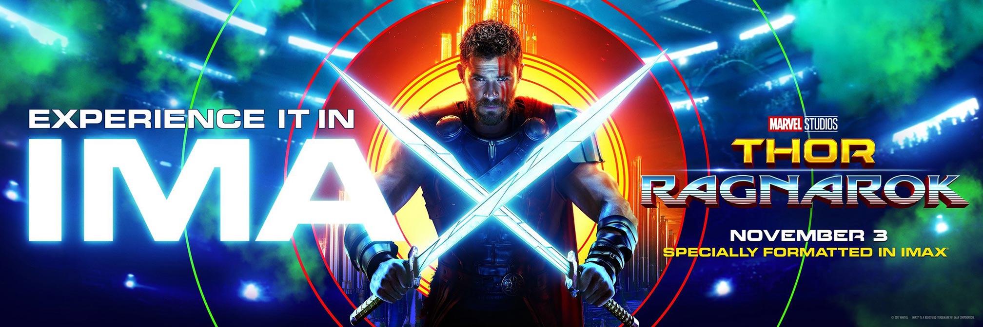Thor: Ragnarok Poster #16