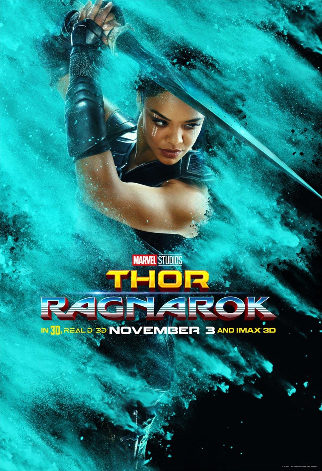 Thor: Ragnarok Poster #6