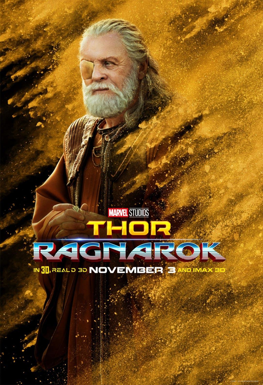 Thor: Ragnarok Poster #8