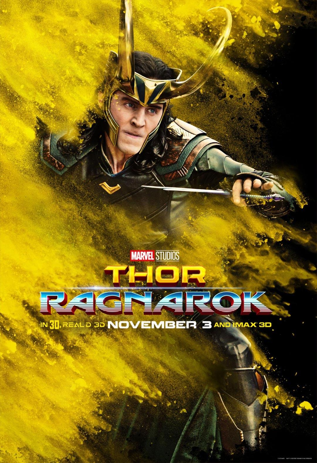 Thor: Ragnarok Poster #9