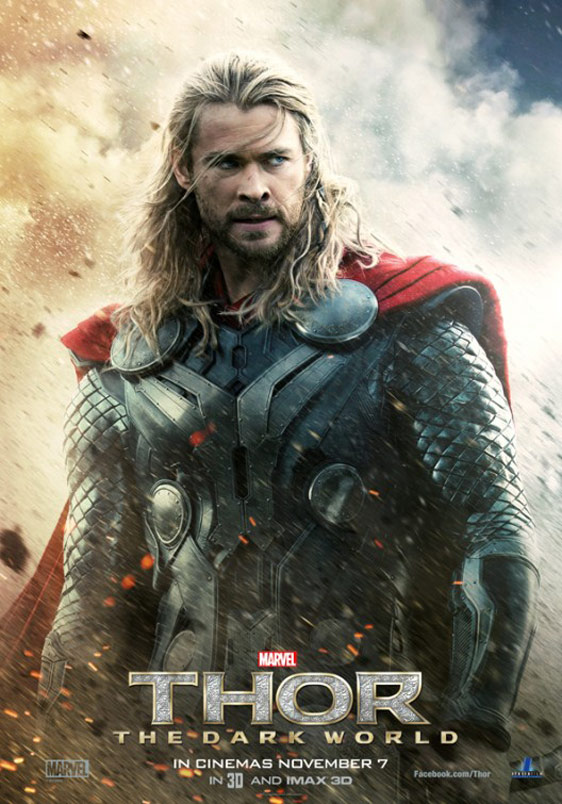 Thor: The Dark World Poster #16