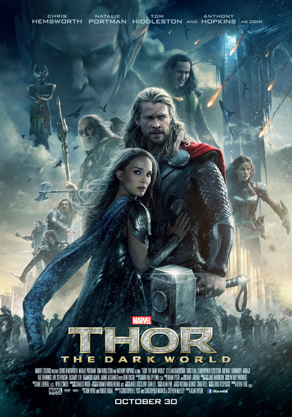 Thor: The Dark World Poster #2