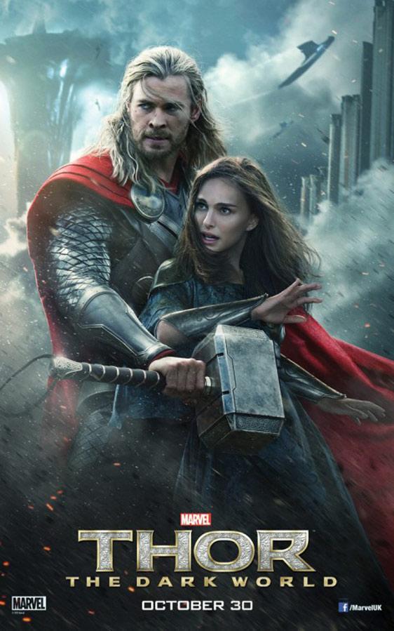 Thor: The Dark World Poster #5