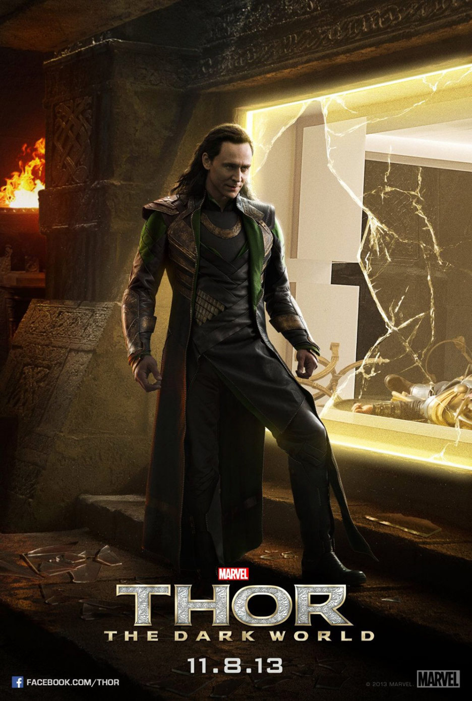 Thor: The Dark World Poster #9