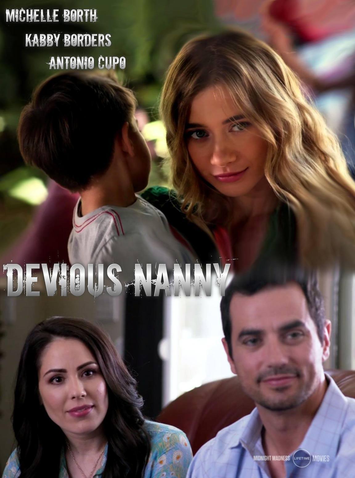 Devious Nanny Poster #1