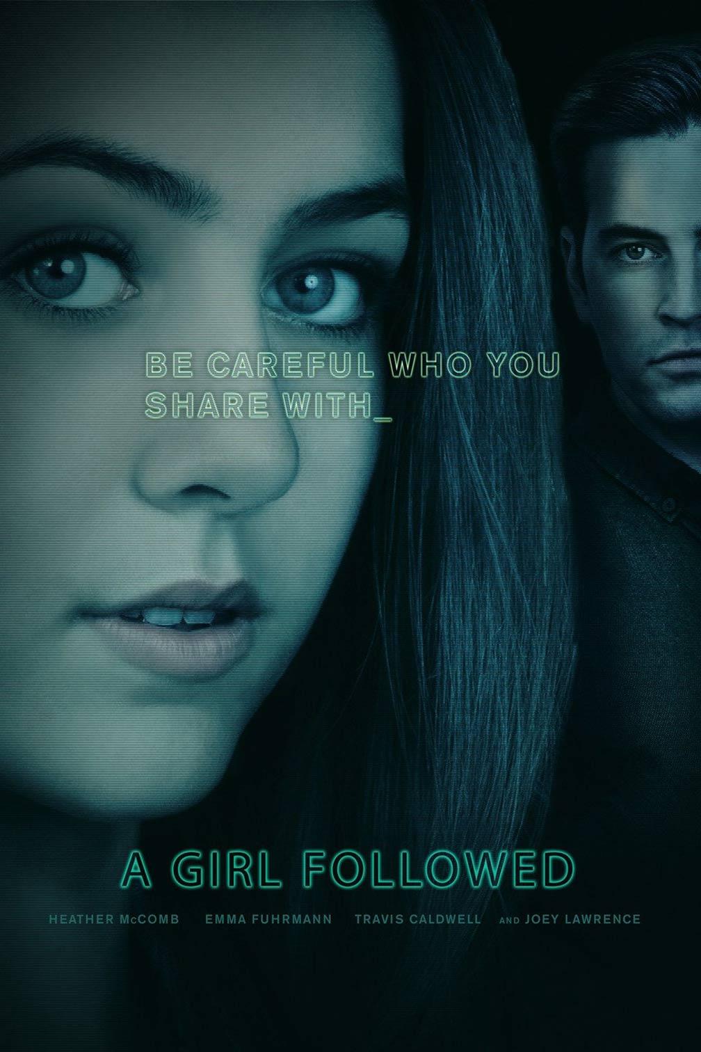 Girl Followed Poster #1