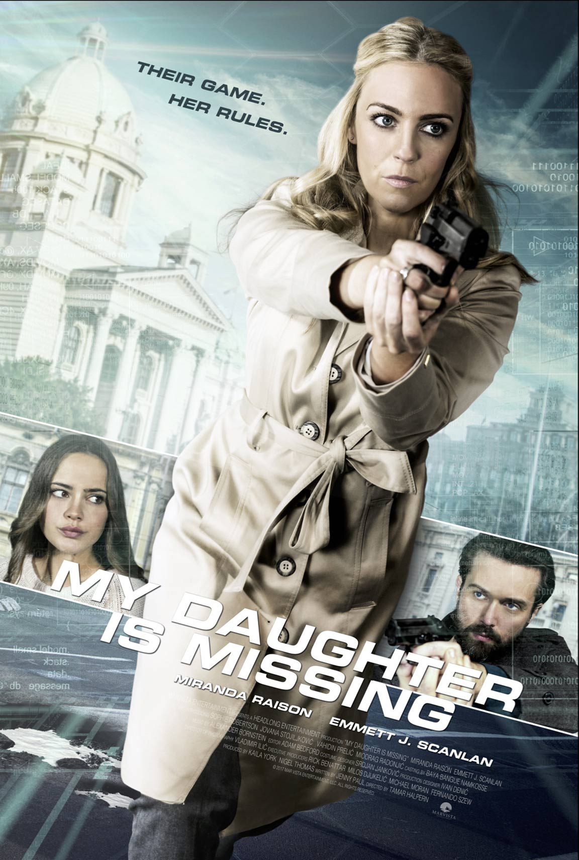 My Daughter Is Missing Poster #1