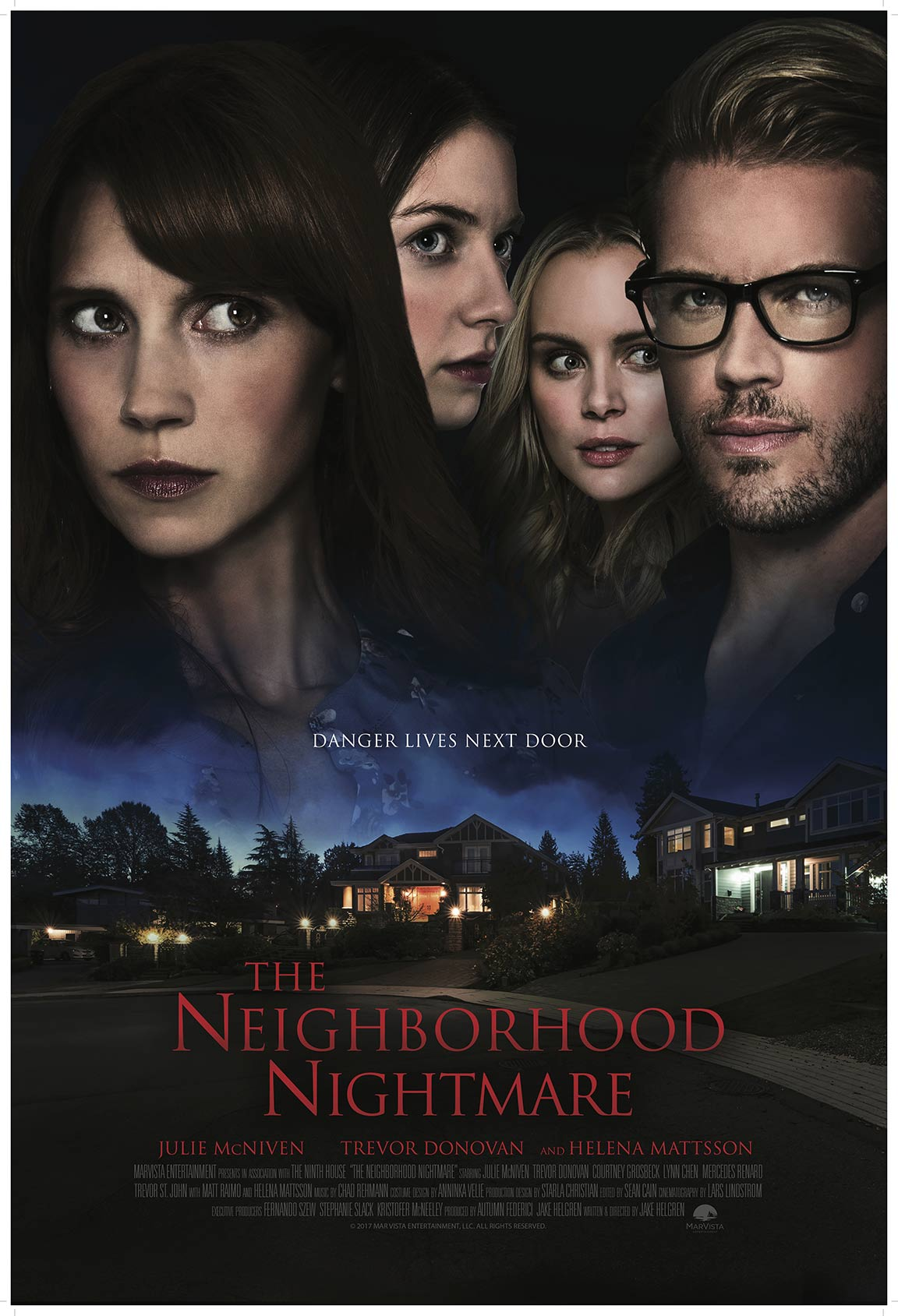 The Neighborhood Nightmare Poster #1