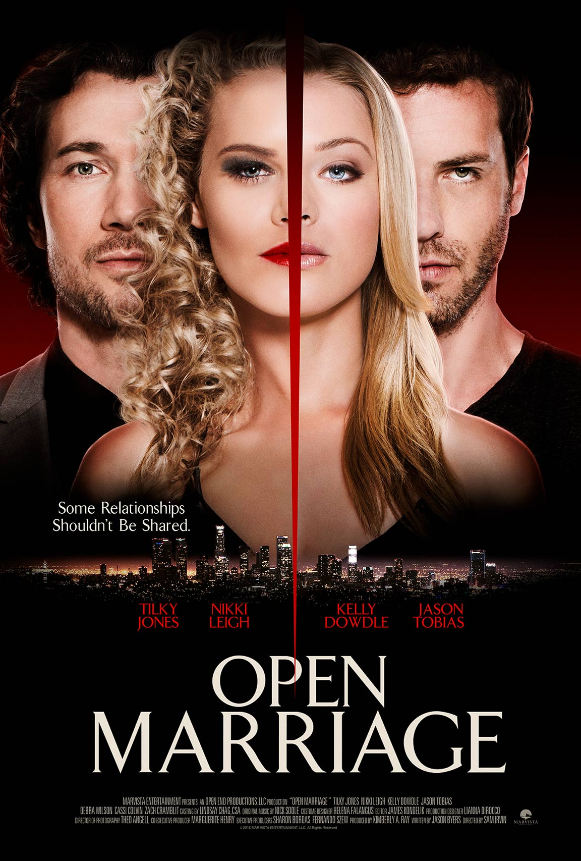 Open Marriage Poster #1