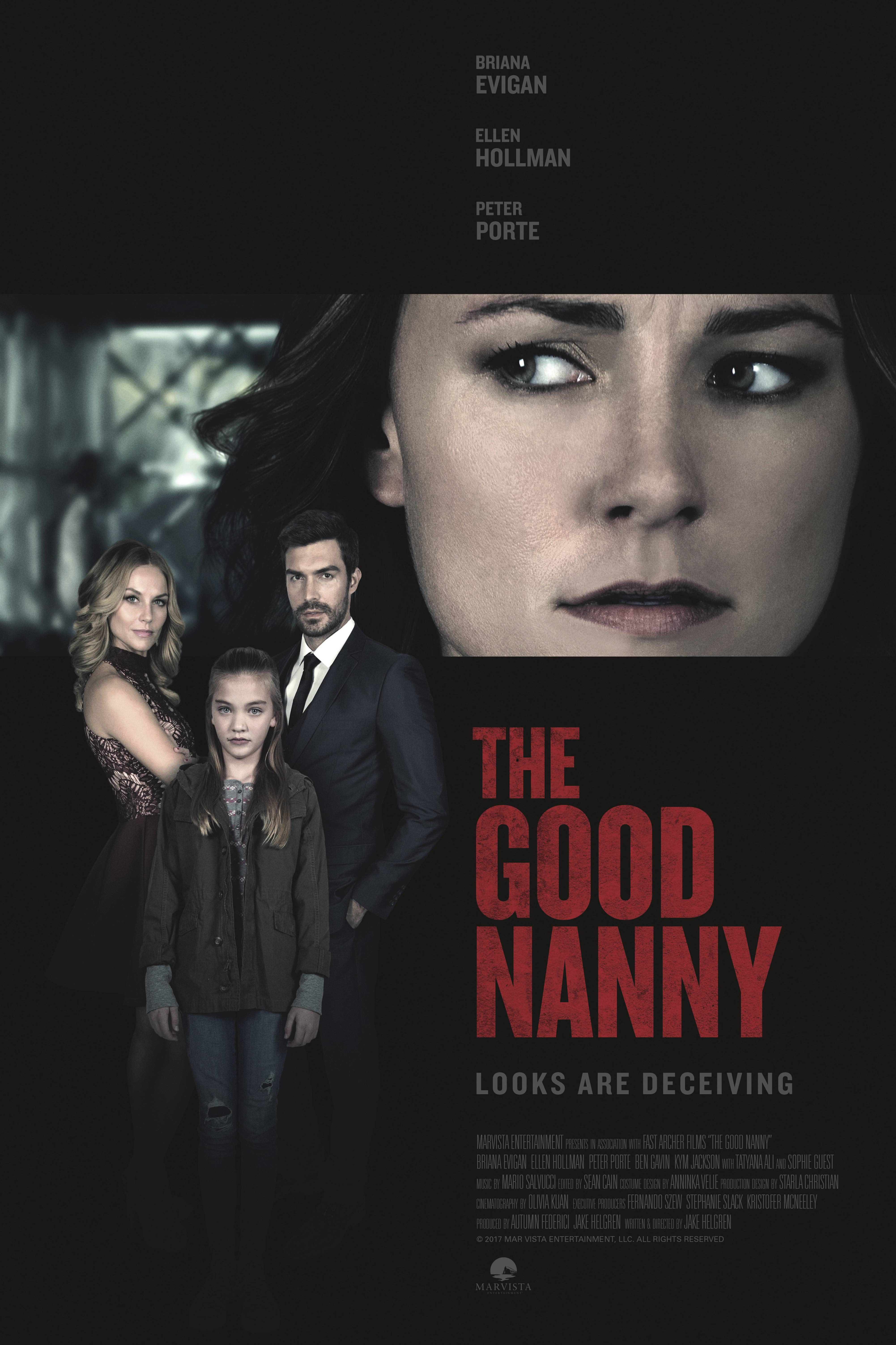 The Good Nanny Poster #1