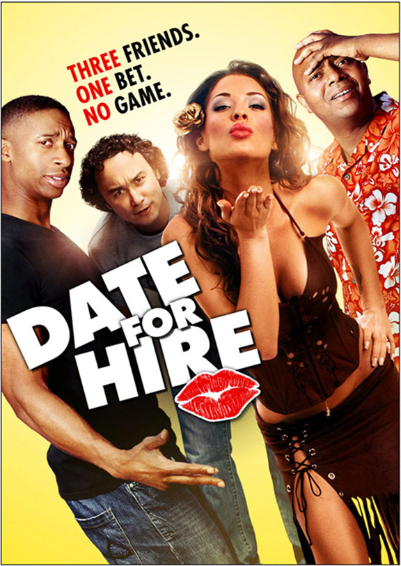 Date for Hire Poster #1