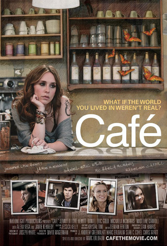Cafe Poster #1