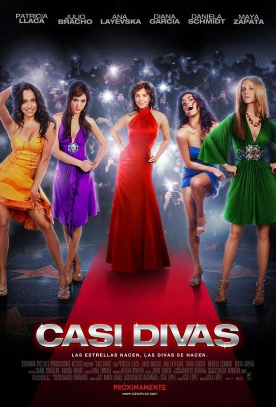 Casi Divas Poster #1