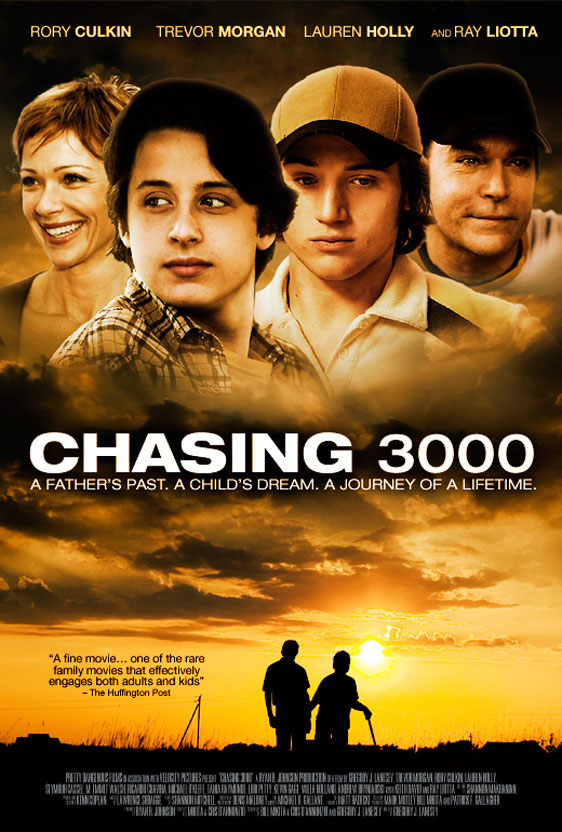 Chasing 3000 Poster #1