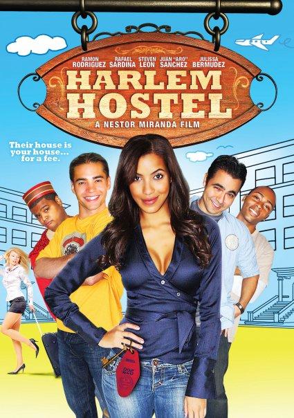 Harlem Hostel Poster #1