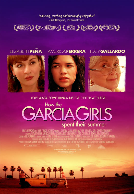 How the Garcia Girls Spent Their Summer Poster #1