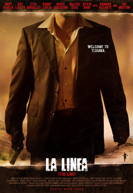 La Linea (The Line) Poster #1