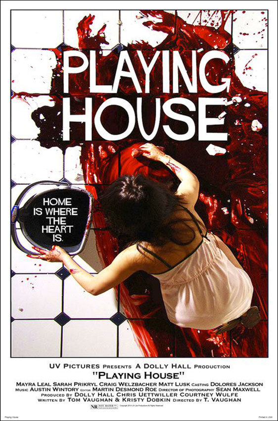 Playing House Poster #1