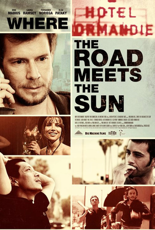Where the Road Meets the Sun Poster #1