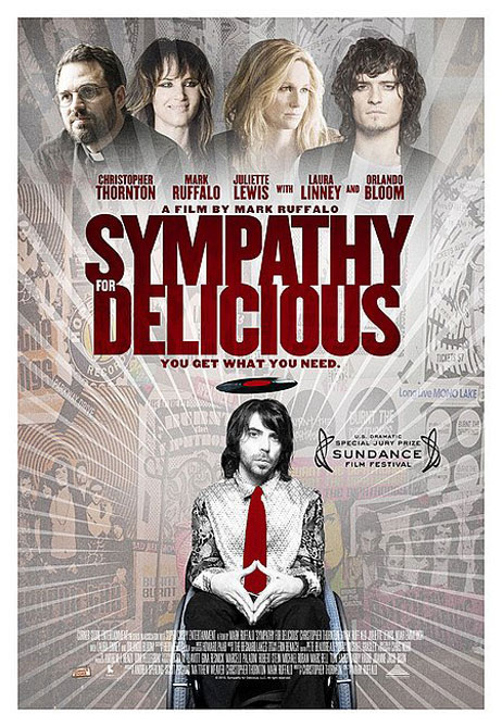 Sympathy for Delicious Poster #2