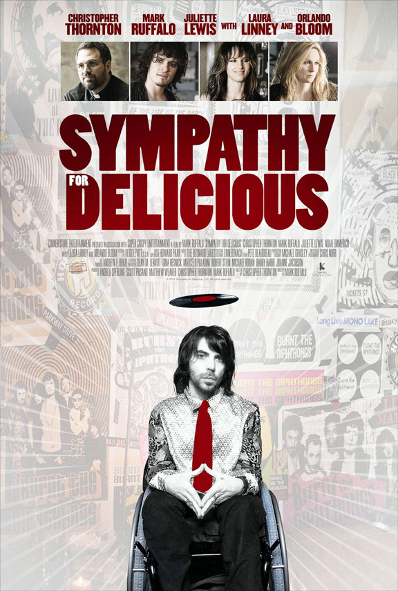 Sympathy for Delicious Poster #1