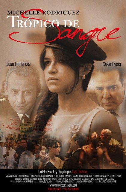 Tropico de Sangre Poster #1