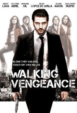 Walking Vengeance Poster #1