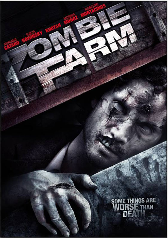 The Zombie Farm Poster #1