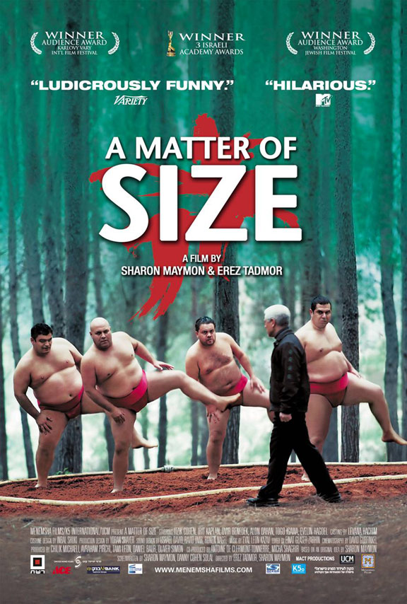 A Matter Of Size Poster #2