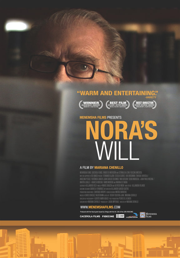 Nora's Will Poster #1