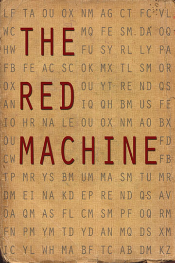 The Red Machine Poster #2