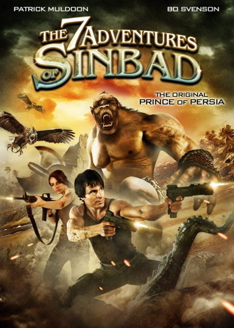 The 7 Adventures of Sinbad Poster #1