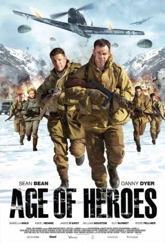 Age of Heroes Poster #1