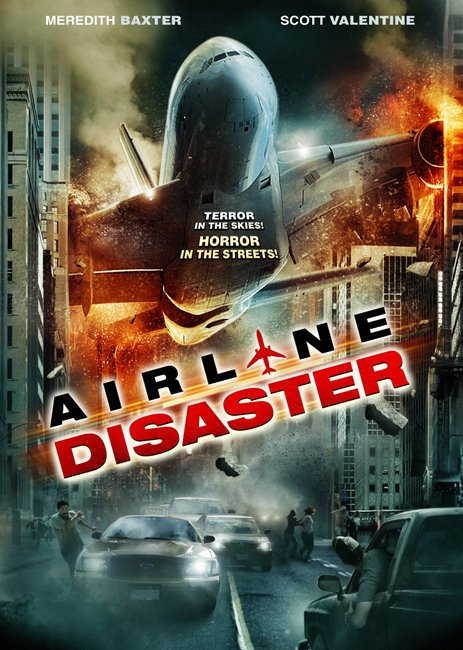 Airline Disaster Poster #1