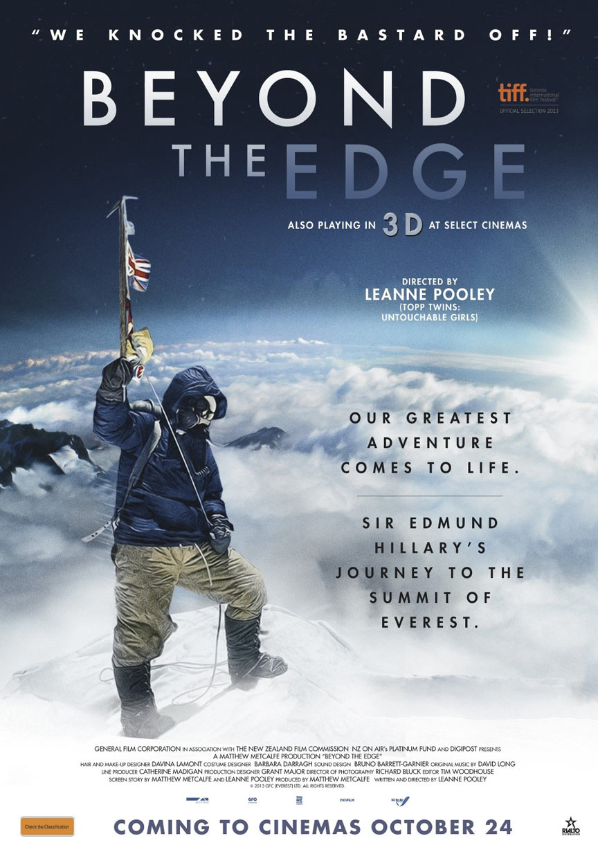 Beyond the Edge Poster #1