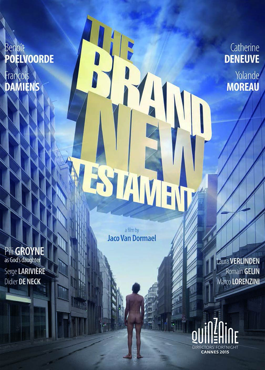 The Brand New Testament Poster #1