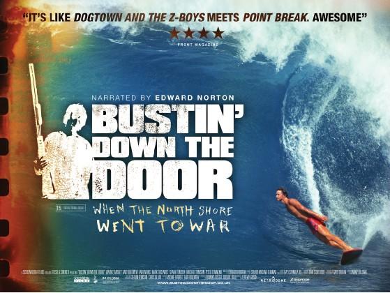 Bustin' Down The Door Poster #4